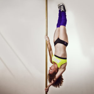 Photoshoot by PixCel.fr at Pole Dance Factory Amsterdam